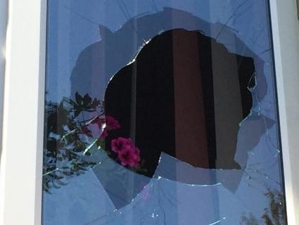 У Луцьку чоловік побив вікна обласної прокуратури