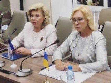 Про що домовилися омбудсмени України і Росії в Москві: подробиці
