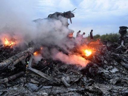 Сьогодні п'ята річниця авіакатастрофи на Донбасі