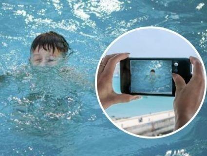 Жах: дорослі дивилися як топляться діти і знімали це на відео