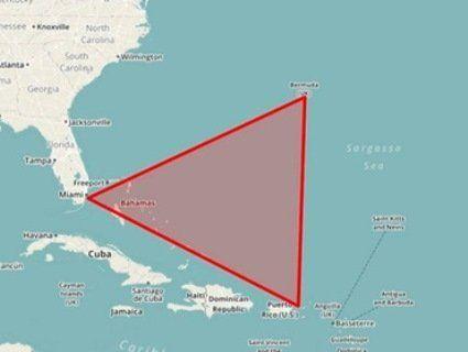 Тисячі людей збираються штурмувати Бермудський трикутник