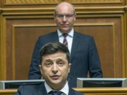 Все через Парубія: Зеленський знову звинуватив нинішній парламент