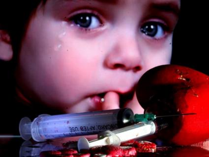 Жах: 3-річна дитина отруїлася наркотиками