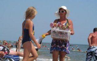 1000 гривень в день, або як українці заробляють на пляжі