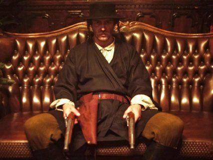 Рубає катаною і стріляє з обох рук: знімають фільм про Тараса Шевченка – самурая (фото)