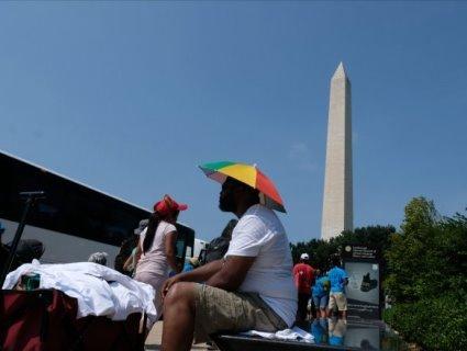 У США через рекордну спеку гинуть люди