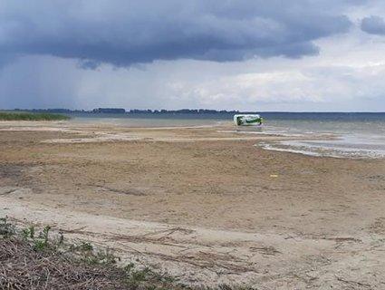 Чому міліє озеро Світязь – розповів експерт