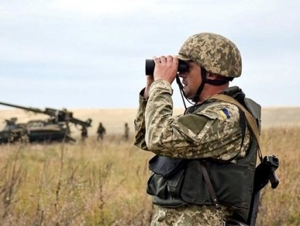 На Донбасі підірвалися два військовослужбовці: за добу 26 разів порушено «режим тиші»