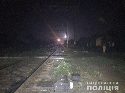 На Рівненщині жінку переїхав потяг