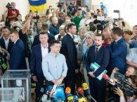 «Зняття депутатської недоторканності – перший законопроект», – Зеленський