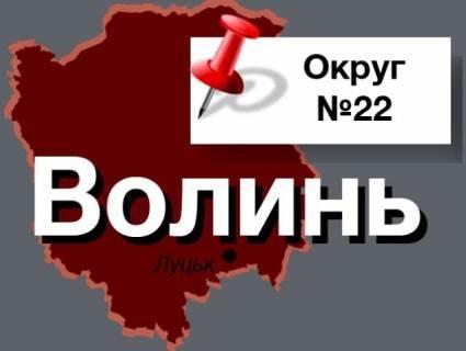 Хто стане нардепом від Луцького виборчого округу №22