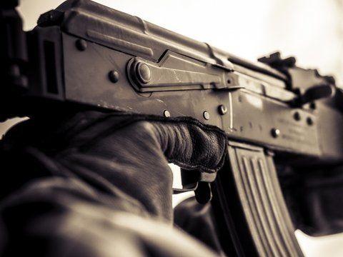 Український військовий розстріляв із автомата побратима