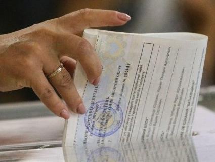 У ЦВК оприлюднили список переможців на мажоритарних округах