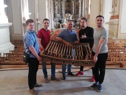 У Львові відремонтують орган, який не звучав півстоліття