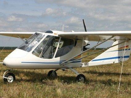 У Чернівецькій області розбився літак