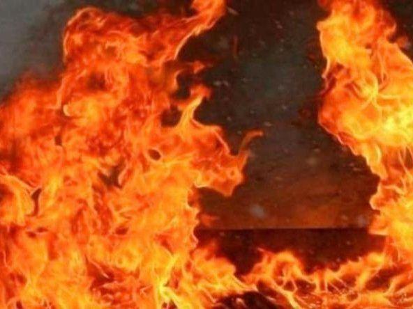 У пожежі на Волині обгоріла дитина
