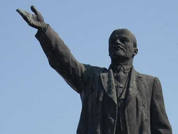 Українці вигадали, як заробляти на Леніну