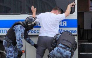 Акції протесту в Москві: сотні затриманих (фото, відео)
