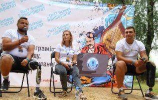 Понівечені тіла та незламний дух: переможці «Ігор нескорених» на «Бандерштаті-2019»