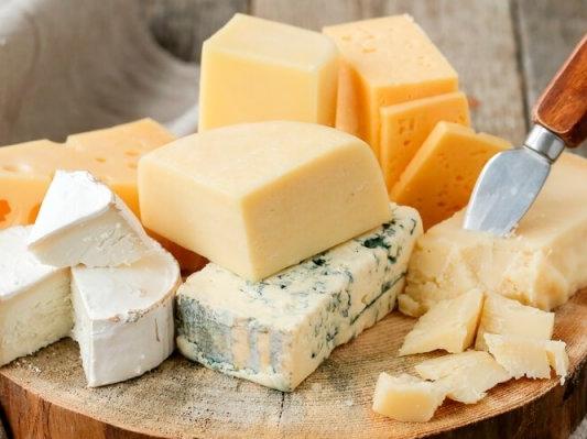 Який сир найкорисніший