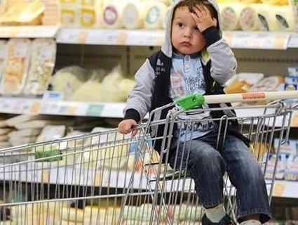Ціни на продукти в Україні сягнули європейських