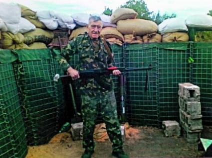Помер 71-річний «Сивий» –  один з найстаріших українських добровольців
