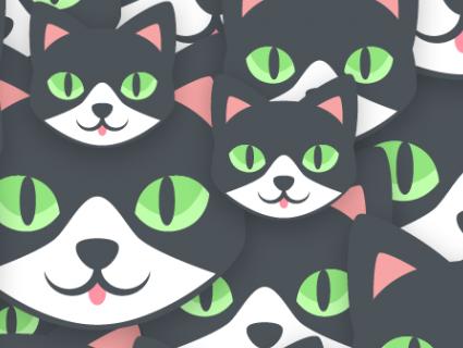 Для котолюбів: створили сайт із нескінченним муркотінням