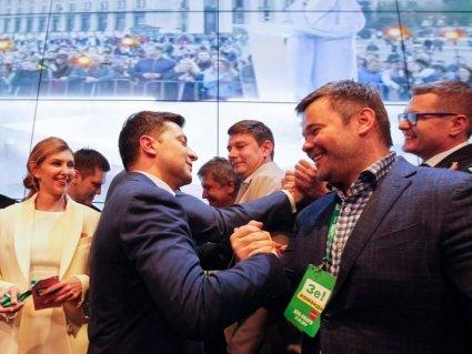 Зеленський дав Богдану нову посаду