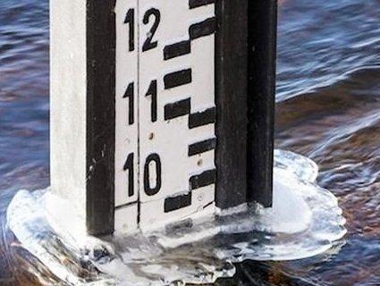 В Україні піднімається рівень води