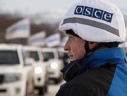 Бойовики збили безпілотник місії ОБСЄ