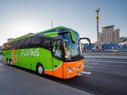 Найбільший автобусний перевізник Європи FlixBus розпочинає перевезення з Києва