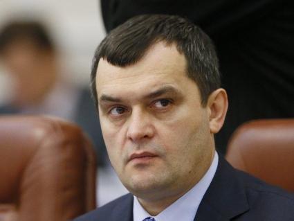 Екс-главу МВС Захарченка суд заарештував заочно
