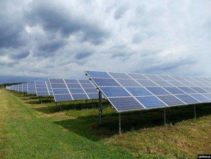 У Камені-Каширському може з'явитися сонячна електростанція