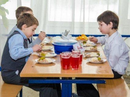 Показали меню для школярів у новій українській школі