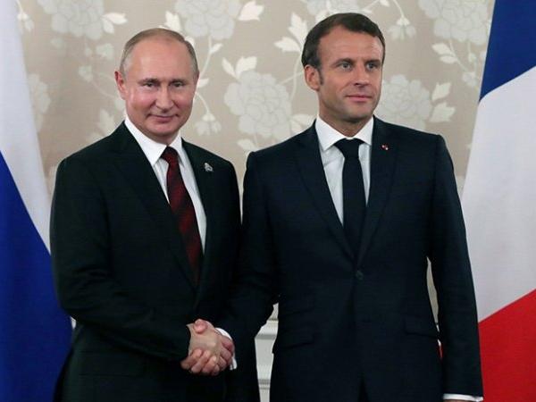Франція хоче зняти санкції з Росії