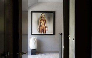 Інтер'єр будинку від супермоделі Кейт Мосс