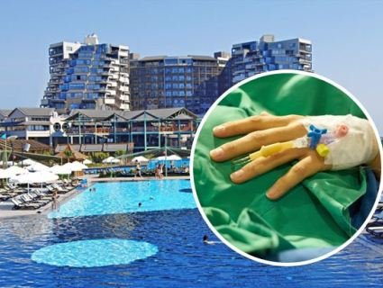 У Туреччині в готелі отруїлися півсотні українців