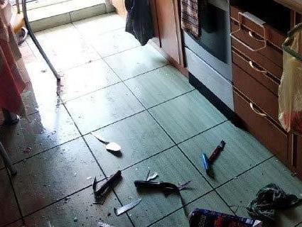 У Рівному взяли під варту неадекватного росіянина (фото)