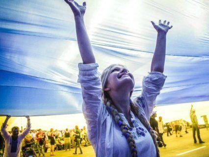 Антська держава, Русь, УНР… – 10 назв України на шляху до Незалежності