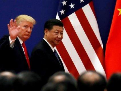 «Торгова війна» між США і Китаєм обвалила ціни на нафту