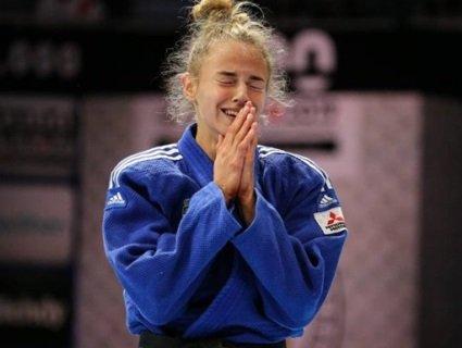 Розпирає від гордощів: українка стала наймолодшою «двічі чемпіонкою» з дзюдо