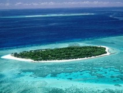 У бік Австралії суне «острів» розміром 150 кв км