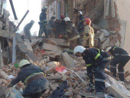 НП в Дрогобичі: кількість жертв вибуху в будинку зросла