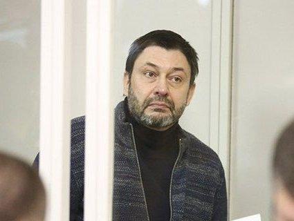 Кремль аплодує: Вишинського випустили з-під варти
