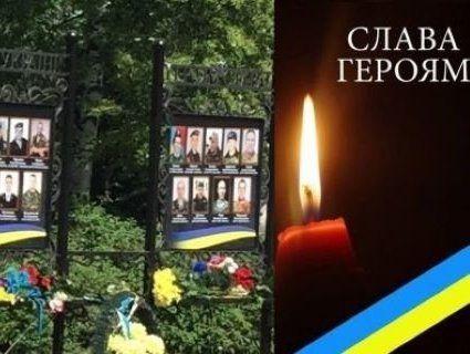 Сьогодні День пам'яті захисників України