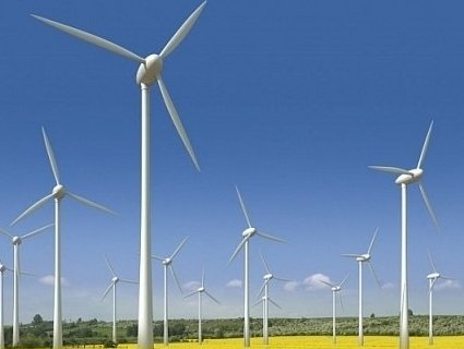 На Волині побудують вітрові електростанції