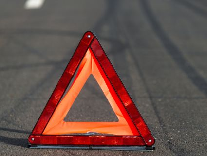 Аварія в Луцьку: Renault збив пішохідку