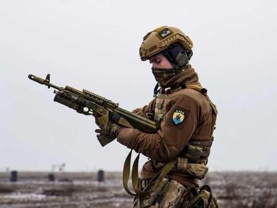 Український спецназ у короткому бою знищив диверсантів «сепарів»