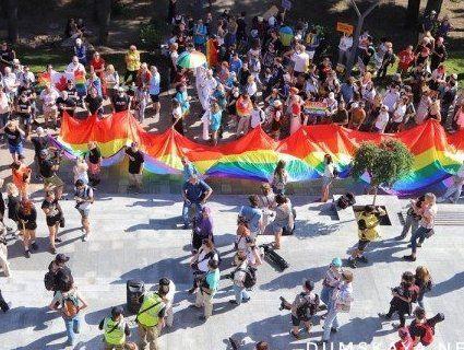 В Одесі пройшов веселковий Марш рівності: вийшли сотні осіб
