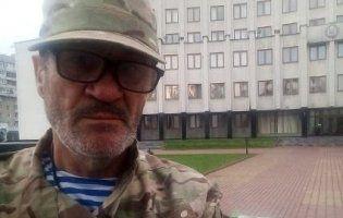 У Луцьку учасник Революції Гідності вже другий день голодує під стінами ОДА